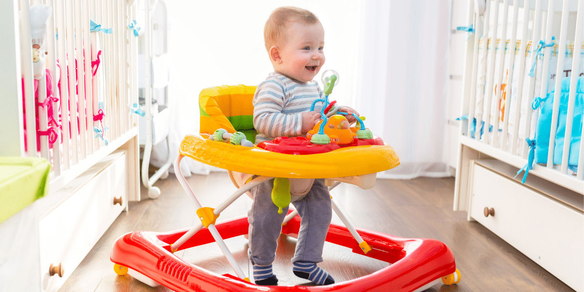 Quel est le meilleur trotteur pour bébé ?